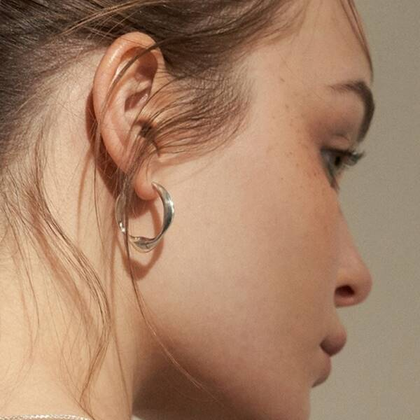 cellmute#[cellmute] Formative earring_MX9XX059