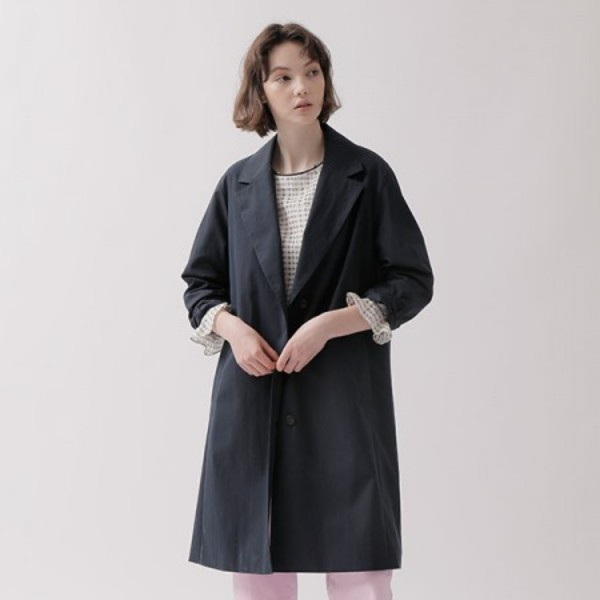 온앤온[온앤온] loose-fit trench coat NW8MR729R