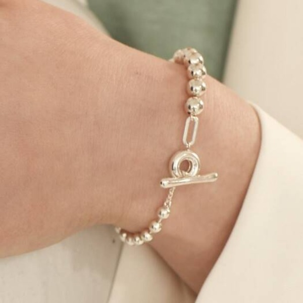 090 factory#[090factory] OT ball chain Bracelet_MX9XX0480